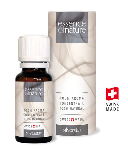 Essence of Nature Premium Duftöl 20ml Silverstar 100% naturrein