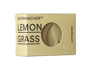 SEIFENMACHER™ Savon naturel 90g Lemongrass